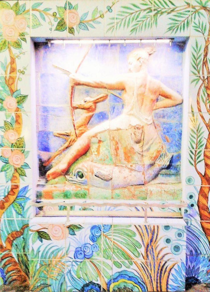 divinità Diana a Diano Marina