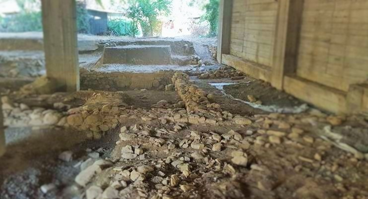 mansio romana scavi