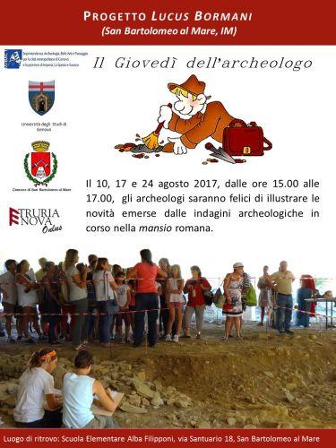 open day archeologia alla mansio romana