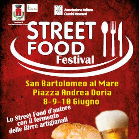San Bartolomeo al Mare Street Food Festival 2