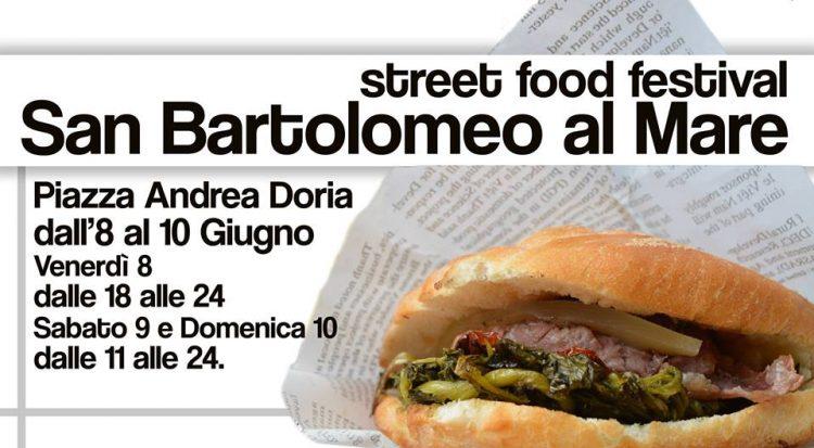 San Bartolomeo al Mare Street Food Festival